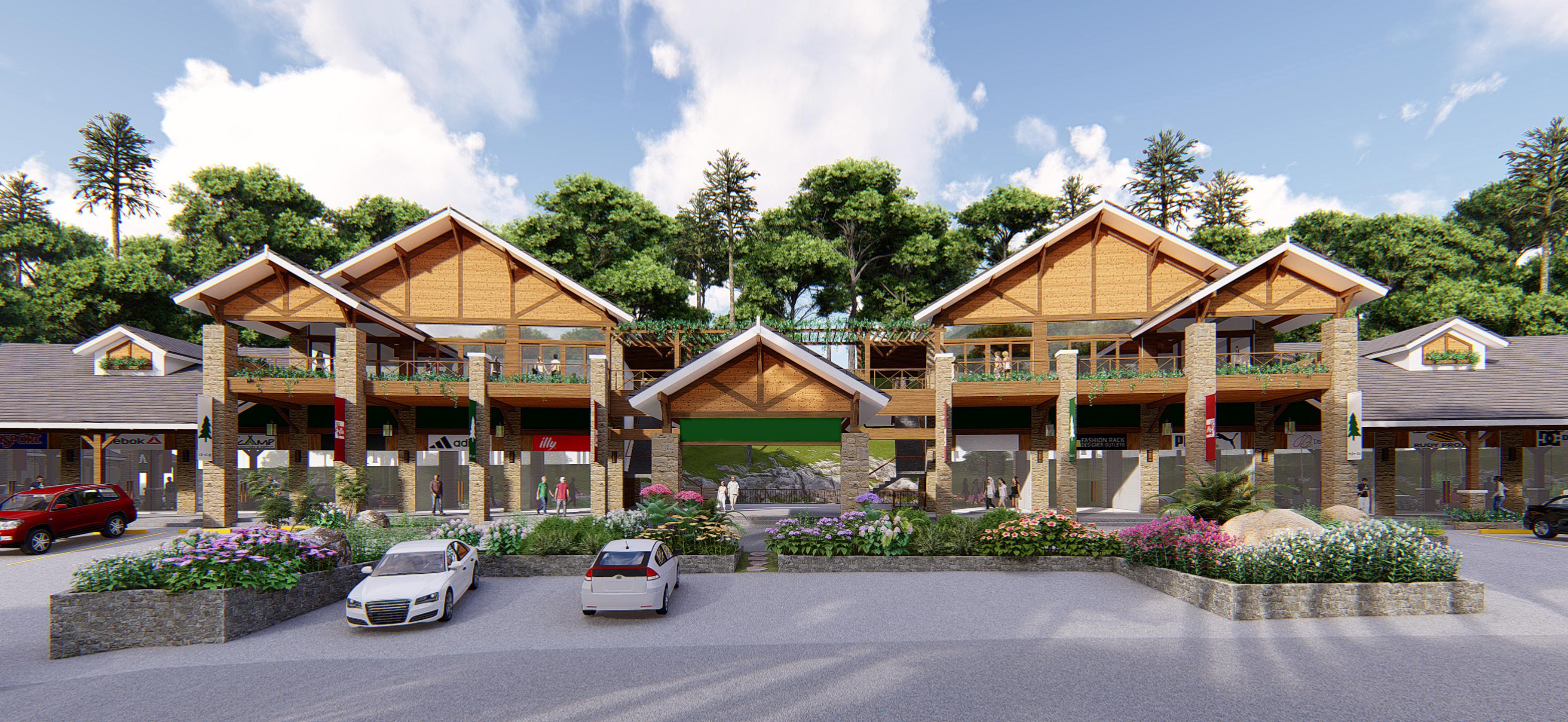 Baguio Community Hub Vazdesigns Asia Consult