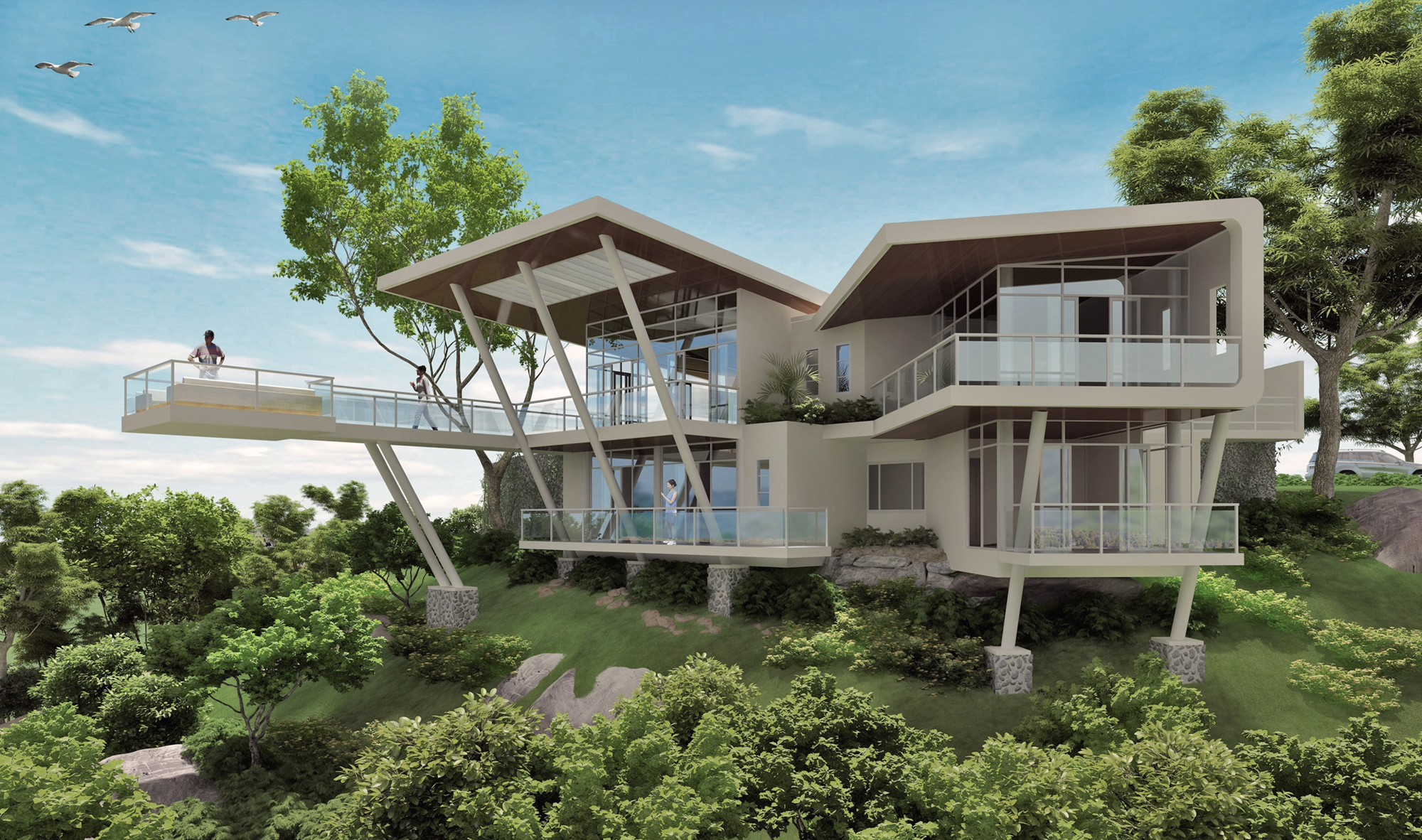 CLIFF RESIDENCE